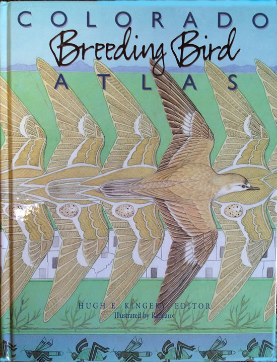 Colorado Breeding Bird Atlas I